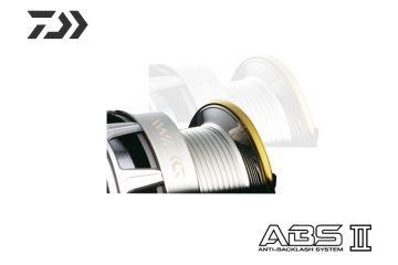 Daiwa ABS II Spool