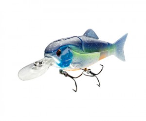 PROREX Hybrid Minnow - Swedish Blue - DAIWA by PROREX
