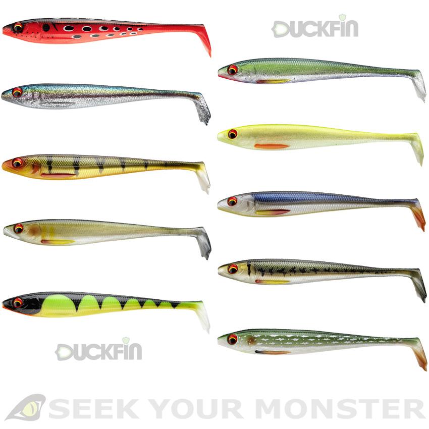 25cm Duckfin Shad XL - Prorex Daiwa