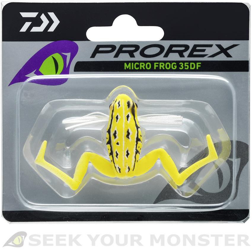 Daiwa: Prorex Micro Frog 35DF